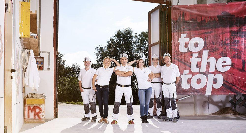 Team-triale-Baulehre